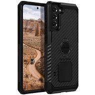 Rokform Rugged tok Samsung Galaxy S21+ készülékhez, fekete - Mobiltelefon hátlap