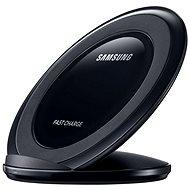 Samsung Fast Wireless Charger Stand Qi EP-NG930B, fekete - Vezeték nélküli töltő