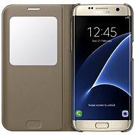 Samsung EF-CG935P Gold - Mobiltelefon tok
