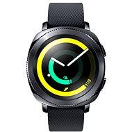Samsung Gear Sport, fekete - Okosóra
