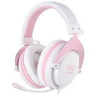 Sades Mpower Angel Edition (pink) - Gamer fejhallgató