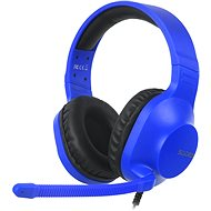 Sades Spirits kék - Gamer fejhallgató