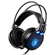 Sades Oculus plus SA-912 - Gamer fejhallgató