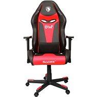 Sades Orion Red - Gamer szék