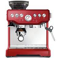 SAGE BES870 Espresso piros - Kávéfőző