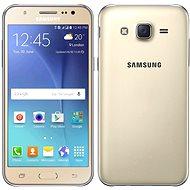 Samsung Galaxy J5 arany - Mobiltelefon
