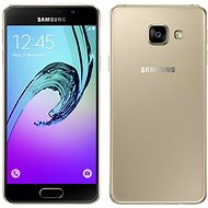 Samsung Galaxy A3 (2016) arany - Mobiltelefon