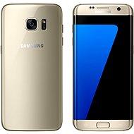 Samsung Galaxy S7 Edge arany - Mobiltelefon