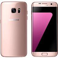 Samsung Galaxy S7 edge rózsaszín - Mobiltelefon