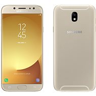 Samsung Galaxy J7 (2017) arany - Mobiltelefon