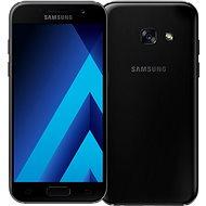 Samsung Galaxy A3 (2017) fekete - Mobiltelefon