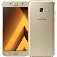 Samsung Galaxy A3 (2017) - gold - Mobiltelefon