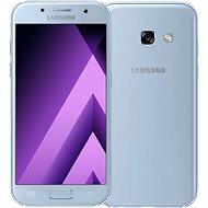 Samsung Galaxy A3 (2017) - Blue - Mobiltelefon