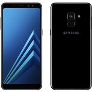 Samsung Galaxy A8 fekete mobiltelefon - Mobiltelefon