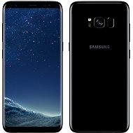 Samsung Galaxy S8 fekete - Mobiltelefon