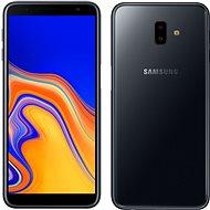 Samsung Galaxy J6+ Dual SIM, fekete - Mobiltelefon