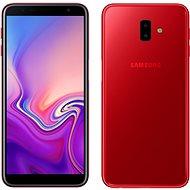 Samsung Galaxy J6+ Dual SIM, piros - Mobiltelefon