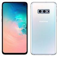 Samsung Galaxy S10e Dual SIM, fehér - Mobiltelefon
