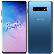 Samsung Galaxy S10+ Dual SIM 128GB kék - Mobiltelefon