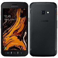 Samsung Galaxy XCover 4S fekete - Mobiltelefon