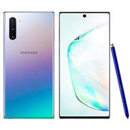 Samsung Galaxy Note10 Dual SIM, ezüst - Mobiltelefon