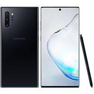 Samsung Galaxy Note10+ Dual SIM, fekete - Mobiltelefon