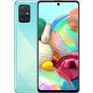 Samsung Galaxy A71 kék színű - Mobiltelefon