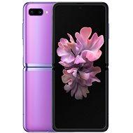 Samsung Galaxy Z Flip lila - Mobiltelefon
