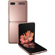 Samsung Galaxy Z Flip 5G bronz - Mobiltelefon