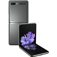 Samsung Galaxy Z Flip 5G szürke - Mobiltelefon