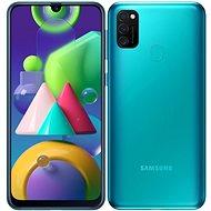 Samsung Galaxy M21 zöld - Mobiltelefon