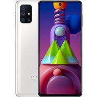 Samsung Galaxy M51 fehér - Mobiltelefon