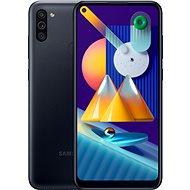 Samsung Galaxy M11 fekete - Mobiltelefon