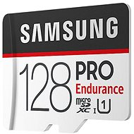Samsung PRO Endurance microSDXC 128GB + SD adapter