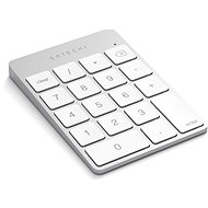 Satechi Aluminum Slim Wireless Keypad - Silver - Numerikus billentyűzet