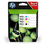 HP 3HZ51AE No. 903XL fekete + színes - Tintapatron