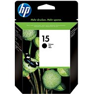 HP C6615DE No.15 fekete - Tintapatron