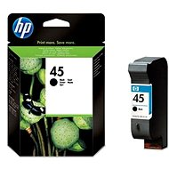HP 51645A sz. 45 fekete - Tintapatron