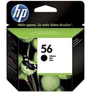 HP C6656AE 56. sz. fekete - Tintapatron