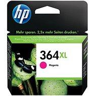 HP CB324EE sz. 364XL bíborvörös - Tintapatron
