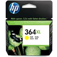 HP CB325EE sz. 364XL sárga - Tintapatron