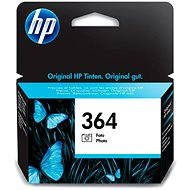 HP CB317EE sz. 364 photo fekete - Tintapatron