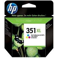 Tintapatron HP 351XL (CB338EE) - Cartridge