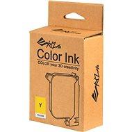 XYZ da Vinci COLOR INK sárga - Tintapatron