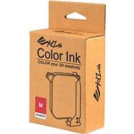 XYZ da Vinci COLOR INK bíbor - Tintapatron