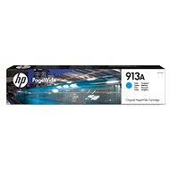 HP 913A PageWide tintapatron - cián - Tintapatron