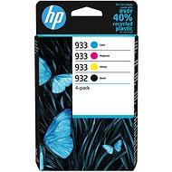 HP 6ZC71AE No. 932 / 933 multipack - Tintapatron