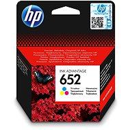 HP F6V24AE 652 - Tintapatron