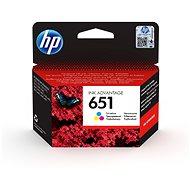 HP C2P11AE 651 - Tintapatron