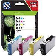 HP N9J73AE No. 364 multipack - Tintapatron